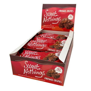 HealthSmart - Sweet Nothings - Caramel Crispies - 1 Bar - 36g