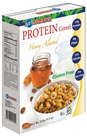 Kay's Naturals - Protein Cereal - Honey Almond - 9.5oz - Low Carb Canada