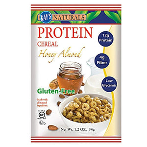 Kay's Naturals - Protein Cereal - Honey Almond - 1.2oz - Low Carb Canada
