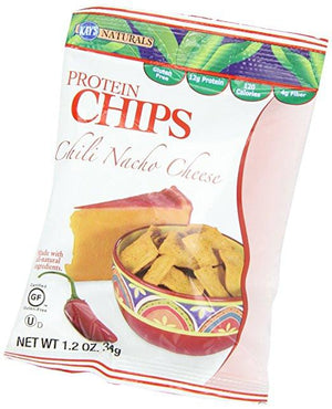 Kay's Naturals - Protein Chips - Chili Nacho Cheese - 1.2oz - Low Carb Canada