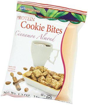 Kay's Naturals - Cookie Bites - Cinnamon Almond  - 1.2oz - Low Carb Canada