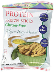 Kay's Naturals - Pretzels - Jalapeno Honey Mustard - 1.2oz - Low Carb Canada