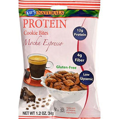 Kay's Naturals - Cookie Bites - Mocha Espresso - 1.2oz - Low Carb Canada