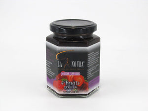 *La Nouba - Fruit Spread - 4 Fruits