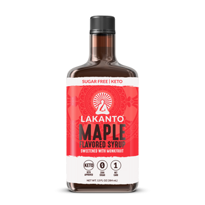 Lakanto - Maple Flavored Syrup - 13 oz