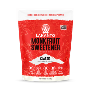 Lakanto - Monkfruit Sweetener - Classic - 8.29 oz
