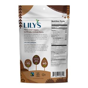 Lily's Sweets - 70% Dark Chocolate Peanut Butter Cups