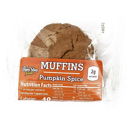 ThinSlim Foods - Muffin - Pumpkin Spice