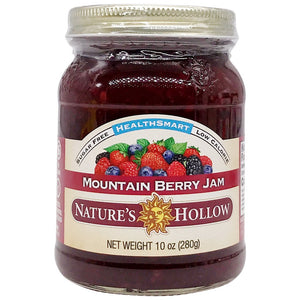 Nature's Hollow - Preserves - Mountain Berry - 10 oz