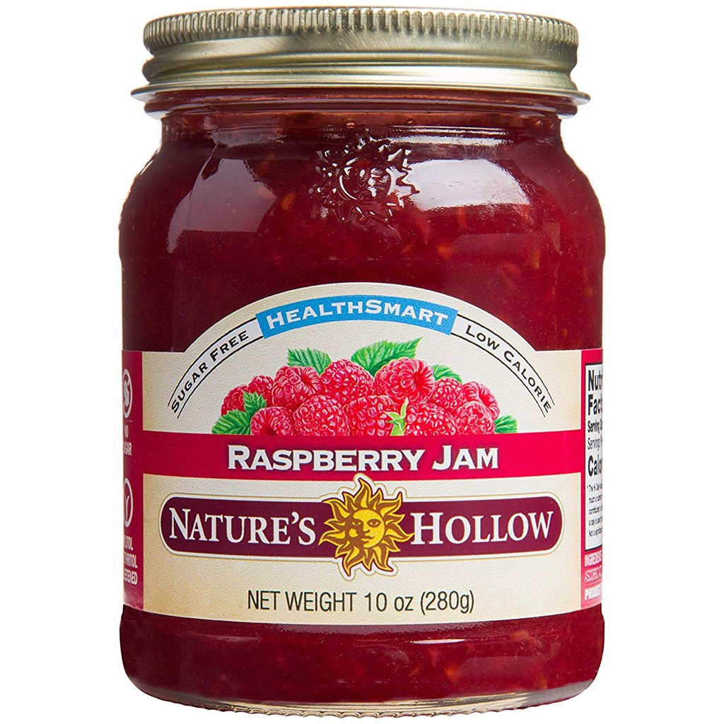 Nature's Hollow - Preserves - Raspberry - 10 oz