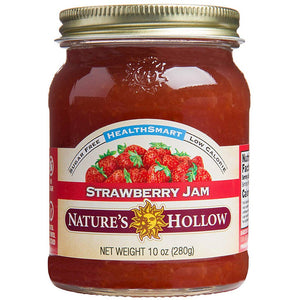 Nature's Hollow - Preserves - Strawberry - 10 oz