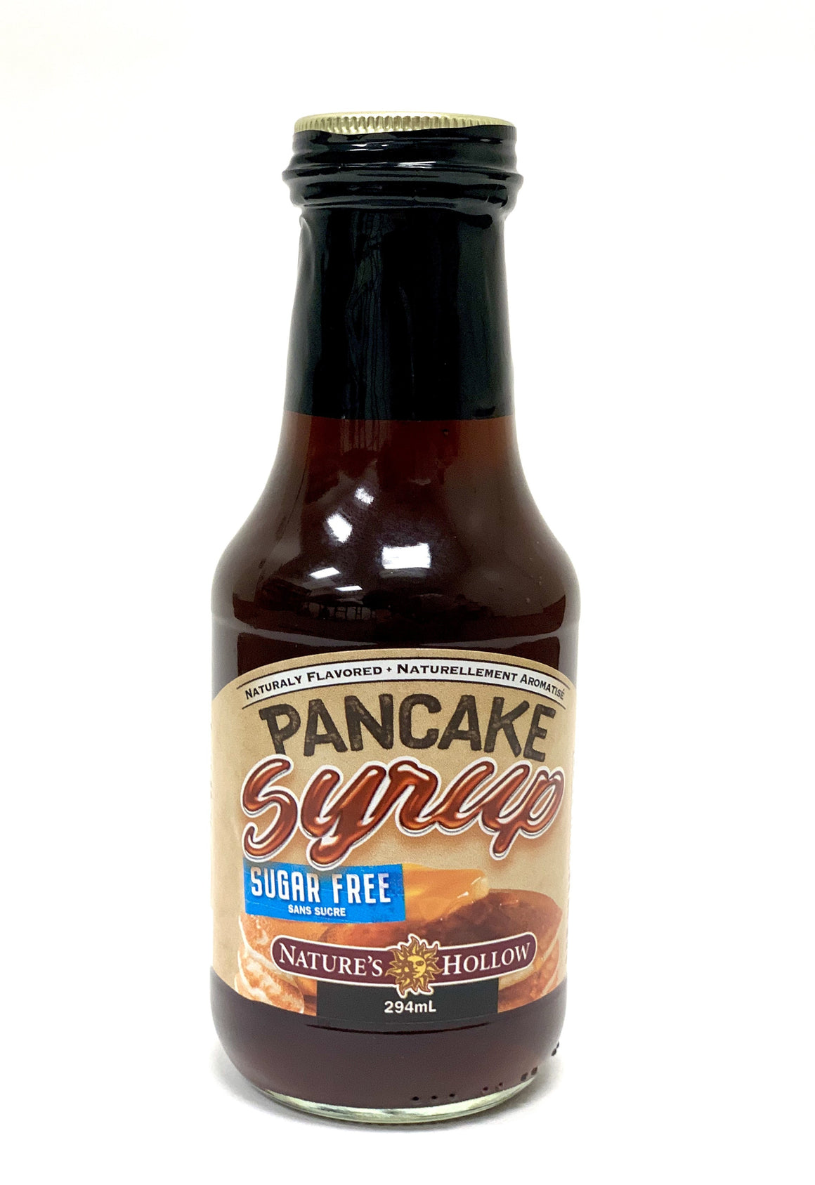 Nature's Hollow - Syrup - Pancake- 10 oz