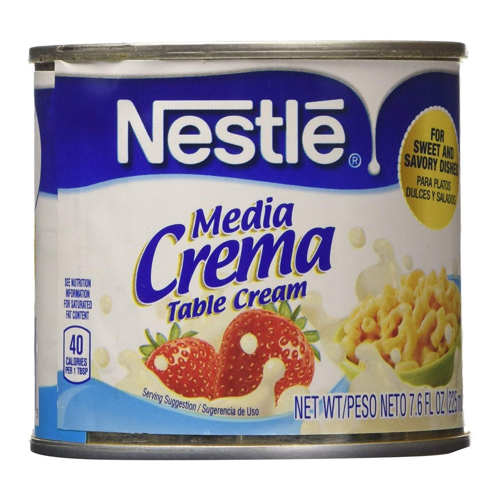 Nestle - Media Crema - Table Cream