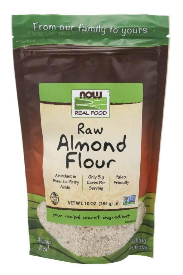 Now - Raw Almond Flour - 10oz