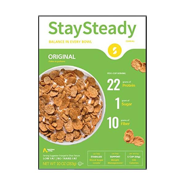 Nutritious Living - StaySteady Cereal - Original