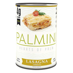 Palmini Hearts of Palm Pasta - Lasagna - 14oz