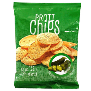 Proti Chips - Dill Pickle - 1 Bag
