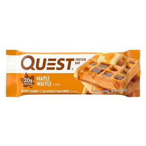 Quest Nutrition - Quest Bar - Maple Waffle - 1 Bar