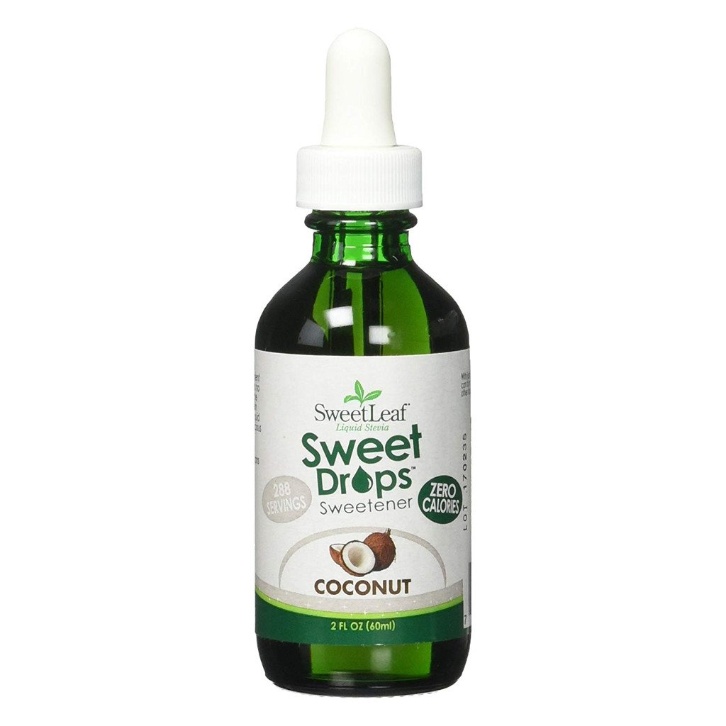 SweetLeaf - Liquid Stevia - Coconut - 2 fl oz