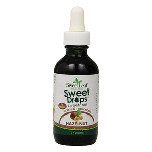 SweetLeaf - Liquid Stevia - Hazelnut - 2 fl oz