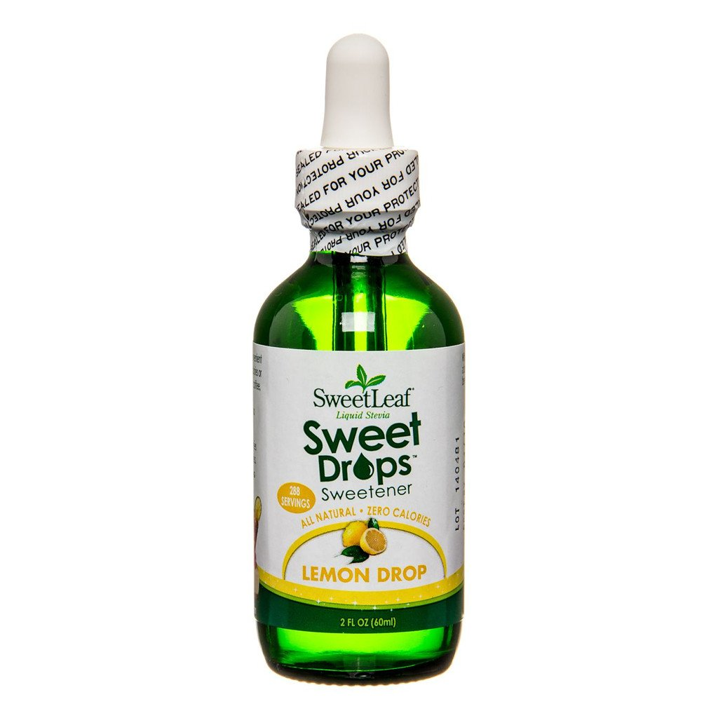 SweetLeaf - Liquid Stevia - Lemon Drop - 2 fl oz
