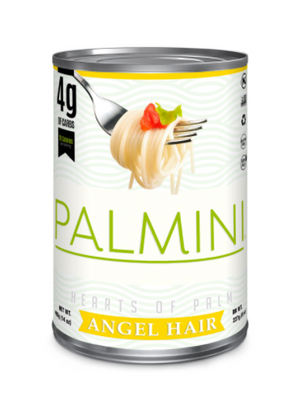 Palmini - Hearts of Palm Pasta - Angel Hair - 14 oz