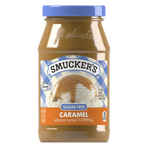 Smuckers - Sugar Free Topping - Caramel