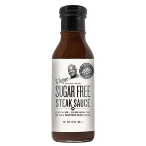 G Hughes Smokehouse - Sugar Free Steak Sauce - 13 oz.