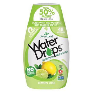 SweetLeaf Water Drops - Lemon Lime - 1.62 oz