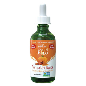 SweetLeaf Sweet Drops - Pumpkin Spice - 2 fl oz