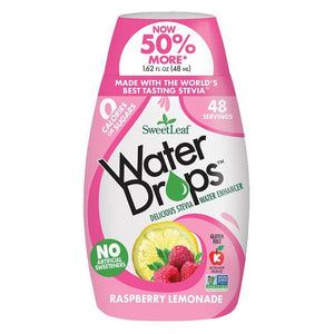 SweetLeaf Water Drops - Raspberry Lemonade - 1.62 oz