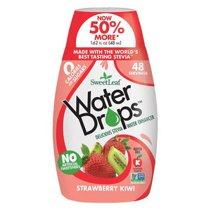 SweetLeaf Water Drops - Strawberry Kiwi - 1.62 oz
