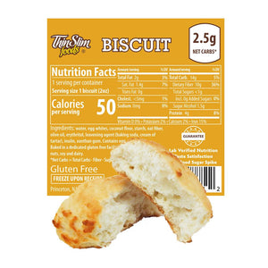 ThinSlim Foods - Biscuit
