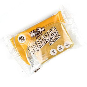 ThinSlim Foods - Squares - Almond
