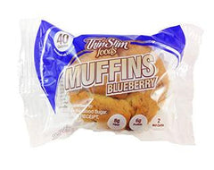 ThinSlim Foods - Blueberry Muffin - Single - Low Carb Canada