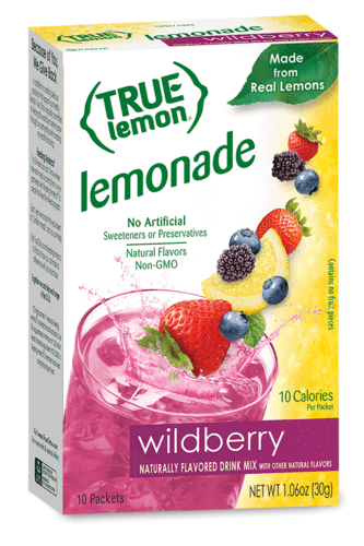 True Lemon - Lemonade Wildberry - 10 count