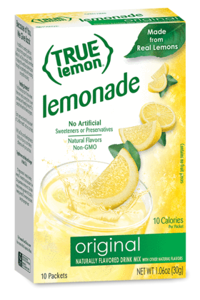 True Lemon - Lemonade Original - 10 count