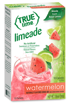 True Lime - Limeade Watermelon - 10 count