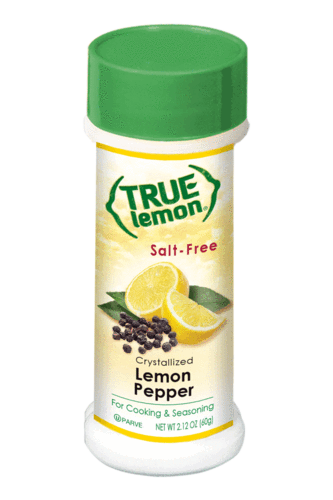 True - Shaker - Lemon Pepper - Salt Free - 2.12 oz