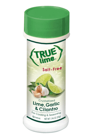 True Lime Salt Free Shaker - Lime Garlic & Cilantro - 1.94 oz