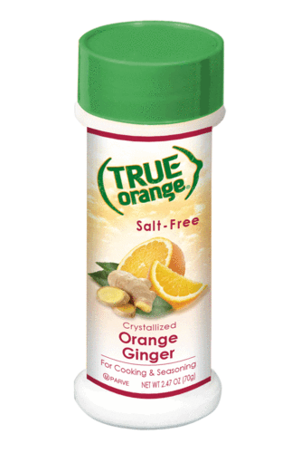True - Shaker - Orange Ginger - Salt Free - 2.47 oz