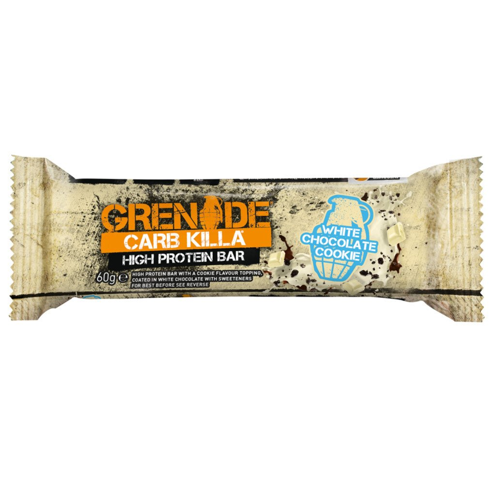 Grenade - Carb Killa - White Chocolate Cookie - 1 Bar
