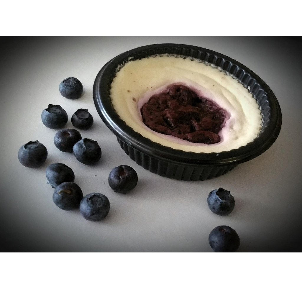 Chatila - Low Carb Sugar Free Mini Cheesecake - Blueberry - Low Carb Canada