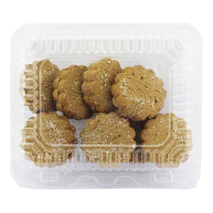 Chatila - Sugar Free Cookies - Gingerbread (Chocolate Filled) - 8 Count - Low Carb Canada - 3