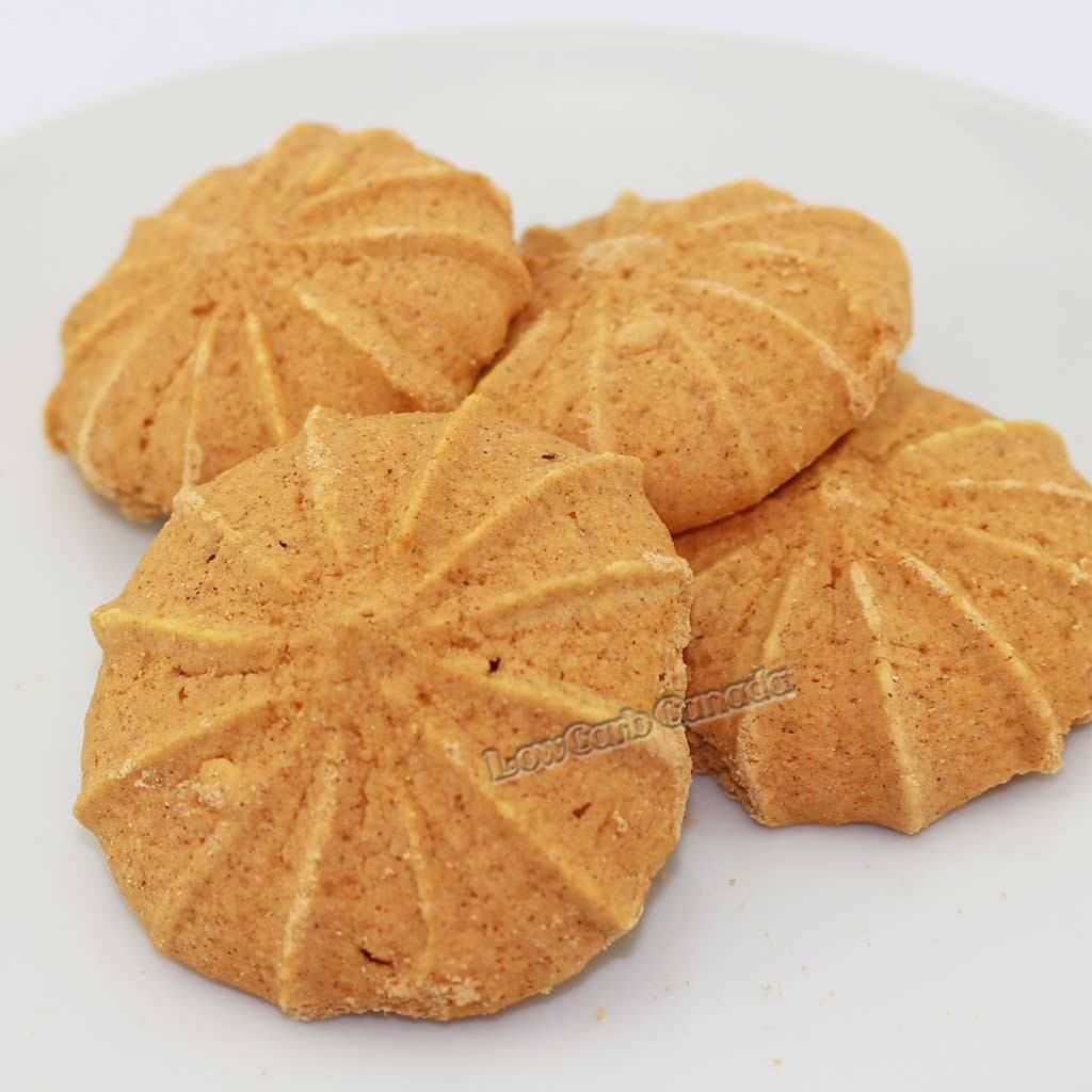Chatila - Sugar Free Cookies - Pumpkin - 8 Count - Low Carb Canada - 4