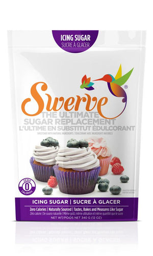 Swerve - All Natural Sweetener - Confectioners Style - 12 oz - Low Carb Canada
