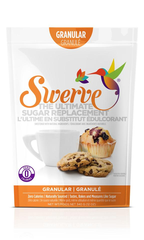 Swerve - All Natural Sweetener - Granular - 12 oz - Low Carb Canada