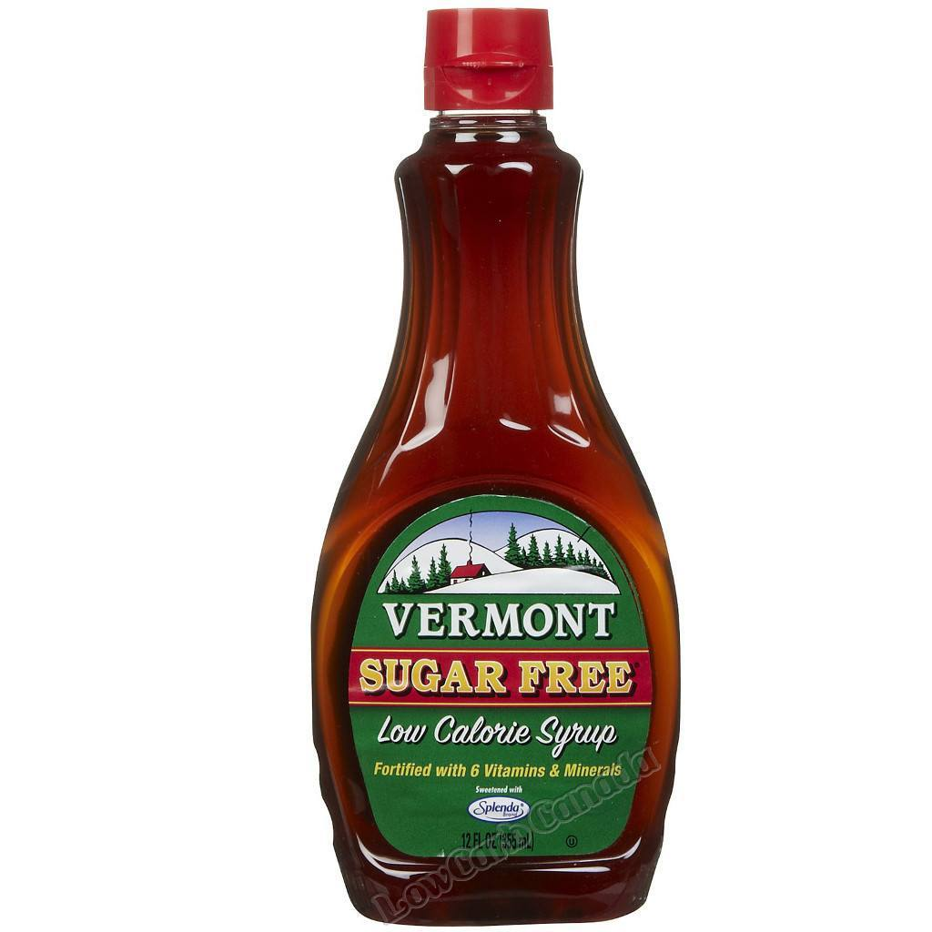 Maple Grove Farms - Vermont Syrup - Original - 12 fl oz - Low Carb Canada