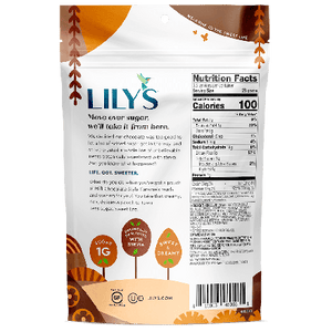 Lily's - 40% Milk Chocolate Covered Caramels - 99 g