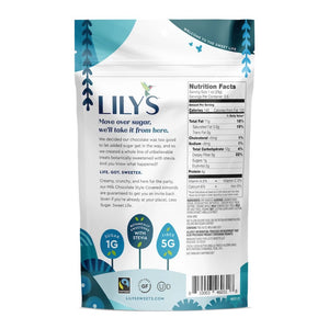 Lily's Sweets - 40% Milk Chocolate Covered Almonds